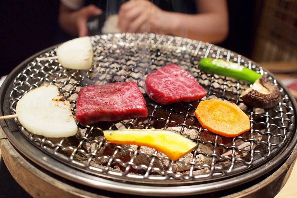 焼肉,ランチ,馬喰一代