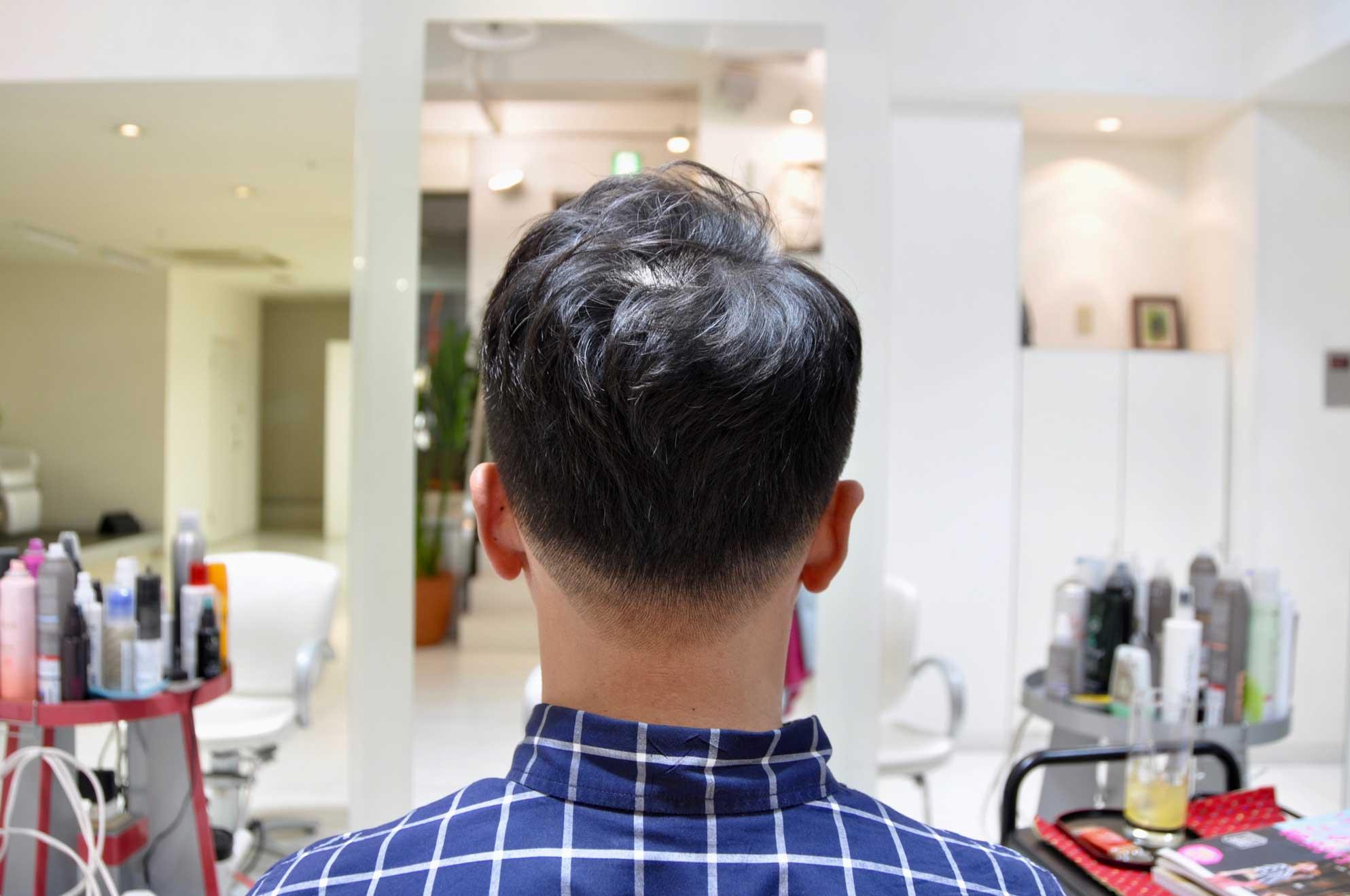 スキンフェード ,フェード,髪型