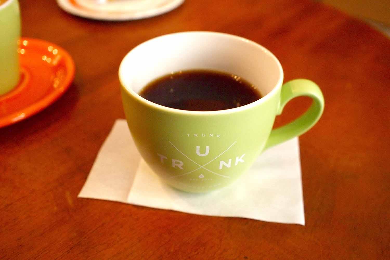 トランクコーヒー,高岳,おいしい
