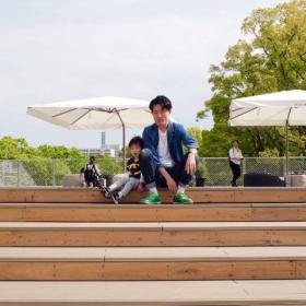 トナリノ,tonarino,名城公園
