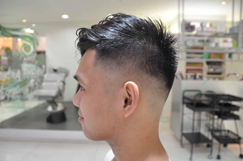スキンフェード,barber,海外