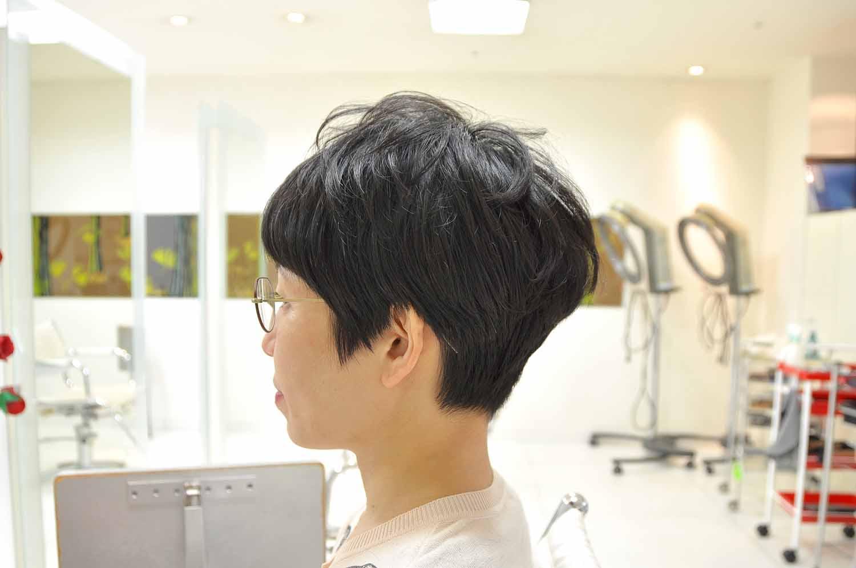 ショートヘア,ショートカット,名古屋