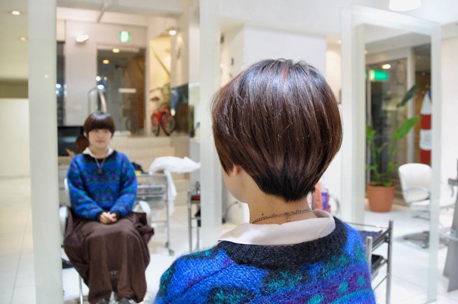 佐藤栞里,髪型,ショート