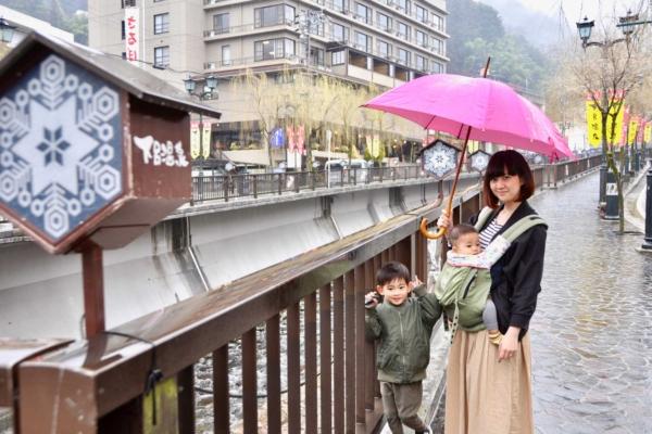 下呂温泉,家族旅行,岐阜