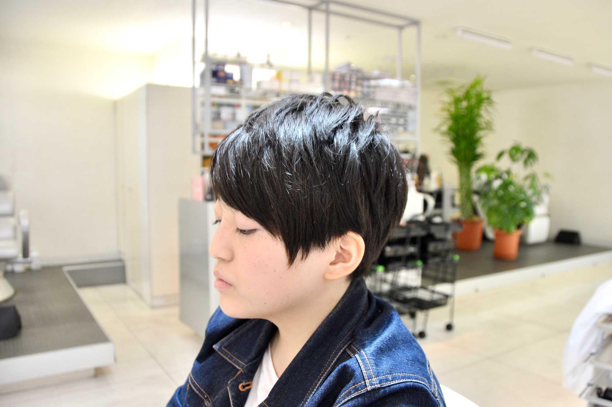 ショートヘア,上手い,名古屋