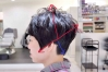 シルエットを綺麗に見せるショートヘアの創り方。